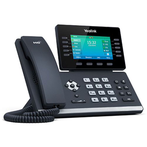 Yealink SIP-T54S Media IP Phone - Without Power Supply