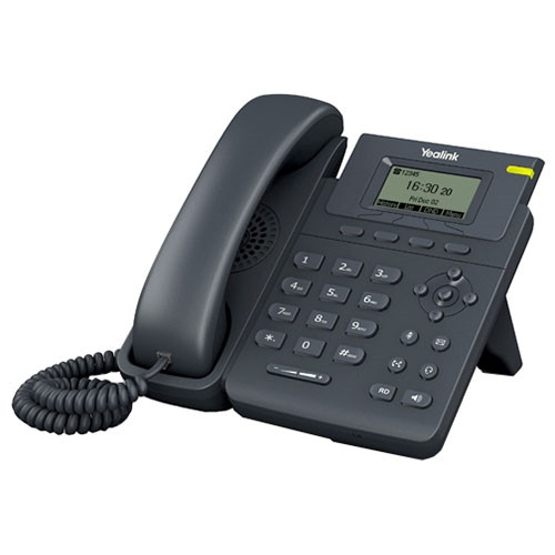 Yealink SIP-T19P E2 Entry-level IP phone with 2 Lines & HD voice - Without Power Supply