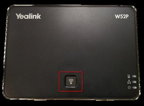 Yealink W52P Base