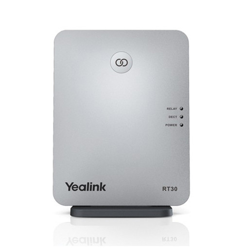 Yealink DECT Wireless Repeater-RT30   For W52P, W56P, W56H, W60P DECT Phones, W60B DECT Base (RT30)