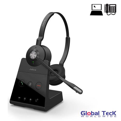 Jabra Engage 65 Wireless Stereo Headset
