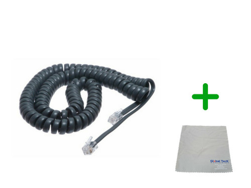 SNOM Handset Coil Cord for 7xx Series (46-018018-000)