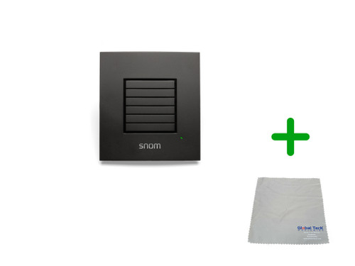 SNOM M5 | Dect Repeater for M700 Base| Wideband Audio | 5 Calls at Once