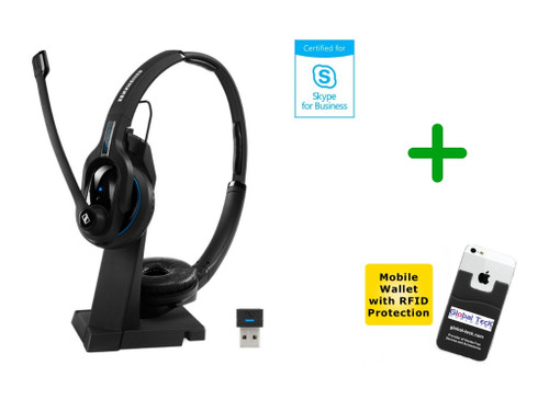 Sennheiser Bluetooth MB PRO1 ML Wireless Headset (SEN-MBPRO2ML-B)