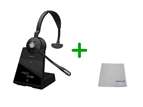 Cisco Compatible Jabra Engage 65 Wireless Mono Headset Bundle, 9553-553-125-CIS-C | CFor Cisco Deskphones and PC/MAC - Cisco Models: 7925, 7926, 8945, 9951, 9971, 8845, 8851, 8861, 8865, DX650, E20, EX60, EX90, Jabber, DX70, DX80