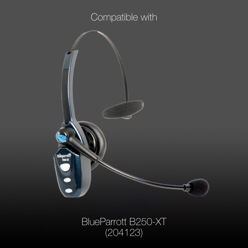 Car and Wall Charger for BlueParrott B250-XT and B250-XT+ (Non-USB version) | For BlueParrott B250-XT Bluetooth Headset | 1st Generation (prior to mid 2018) | 203664 (GTW 5772-00)