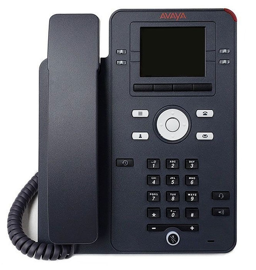 Avaya IP Phone J139 | HD Audio Quality | Gigabit Ethernet Interface | 700513917