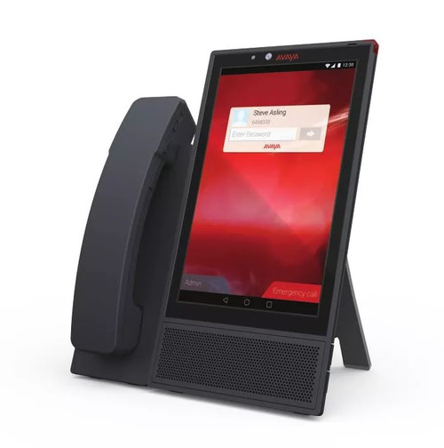 Avaya Vantage IP Phone K165   Touch Screen Display   Android 8.1 Oreo   700513906   POWER SUPPLY NOT INCLUDED