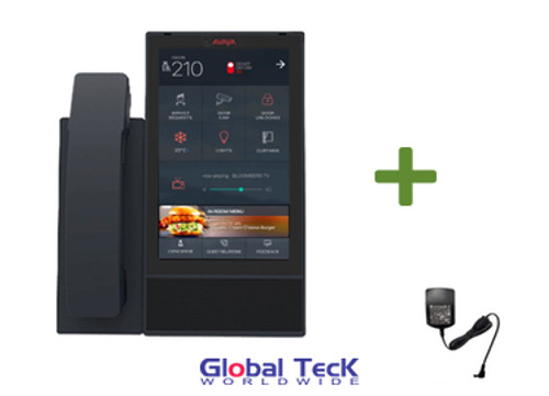 Avaya Vantage IP Phone K175 Bundle with Power Supply   Touch Screen Display   Bluetooth Ready   Integrated Camera   700513905  