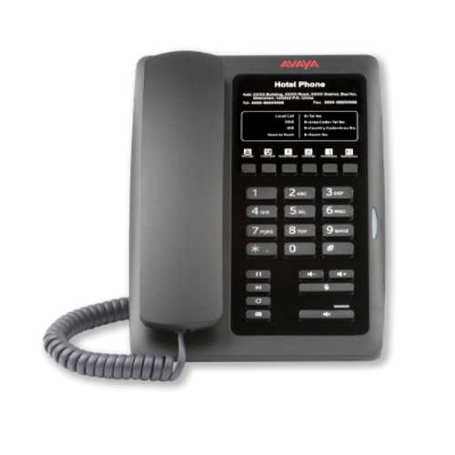 Avaya H239 Corded IP Phone | HD Voice | Built In PoE | 700514316