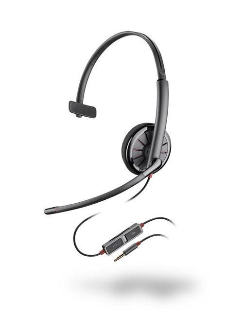 Plantronics Blackwire C215 3.5mm Headset   205203-12
