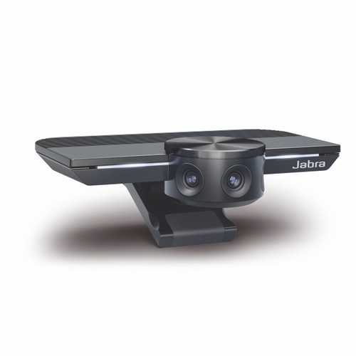 Jabra PanaCast 4K Plug and Play Video Solution | USB Camera | Audio and Video Conferencing for Huddle Rooms | 8100-119