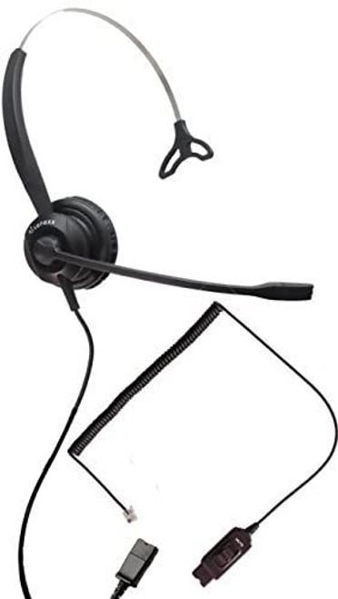 Avaya Compatible Headset XS 820 w/Mute