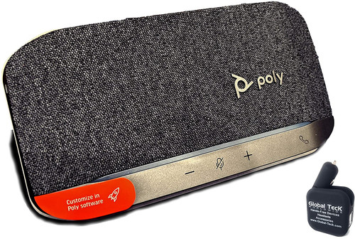 Poly SYNC 20 USB-C Speakerphone w/Bonus Charger