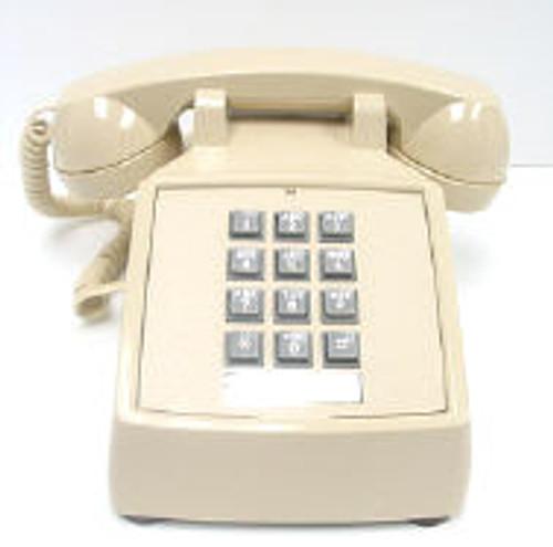Cortleco 2500 VBA 20M (Ash) Basic Desk Phone | 250044-VBA-20M