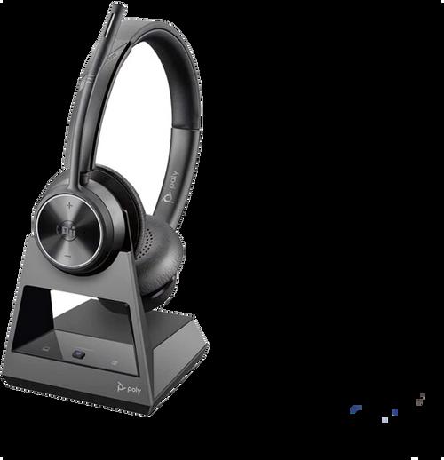 Plantronics Savi wireless headset