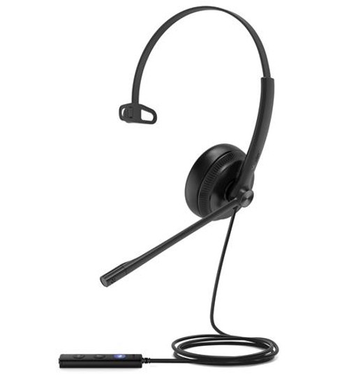 Yealink UH34 Mono Teams Certified Wired Headset