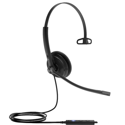 Yealink UH34 Mono Teams Certified Lite Wired Headset