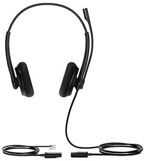 Yealink UH34 Duo Teams Certified Lite Wired Headset