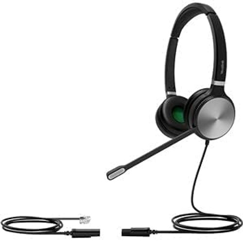 Yealink UH36 Duo Teams Certified Wired Headset