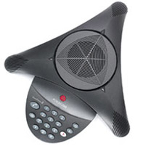 Polycom SoundStation2 Basic - No expandable, no display