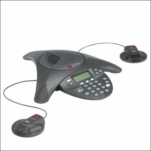 Polycom SoundStation2W Bundle (Wireless) Includes Mics