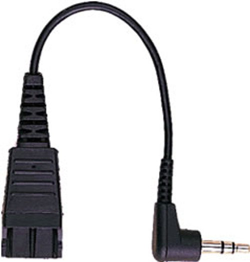 GN Netcom - Jabra 2.5mm Adapter cable, 1005143, 8800-00-46   6 inch cable length