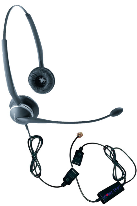 Jabra 2125-NCD Direct Connect Headset
