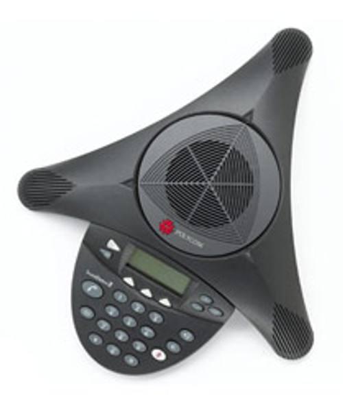 Polycom SoundStation 2 Non-Expandable conference phone | 2200-16000-001