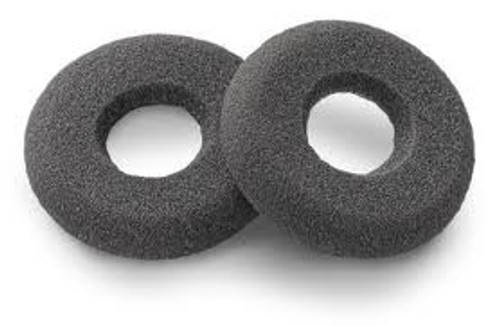 Plantronics Foam Earcushion Replacement (2-pack) | Use with Plantronics Encore and Supra headsets