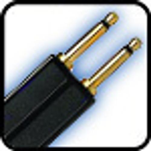 Plantronics Plug Prong Adapter, 18709-01