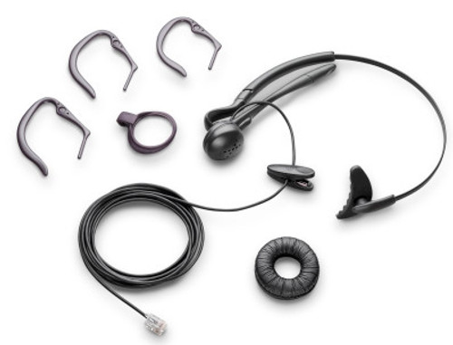 Plantronics Replacement Headset for S12, T10, T20 | #45647-04