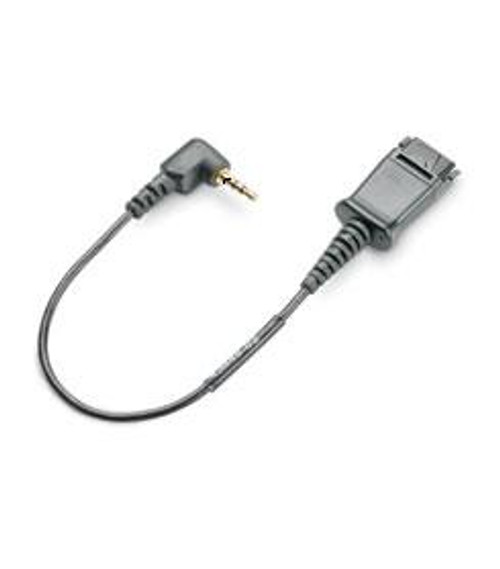 Plantronics QD to 2.5 cable for Linksys Cisco Cordless Phone | 65287-01