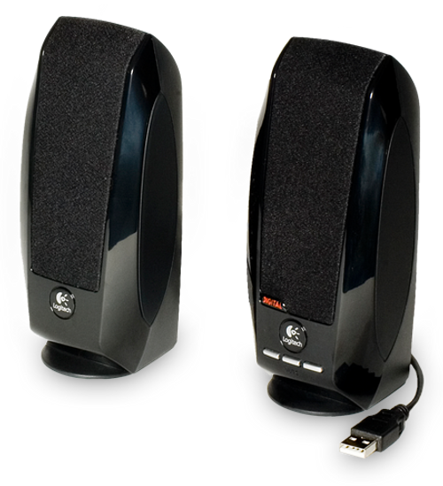 Logitech S150 PC Speakers, 980-000028