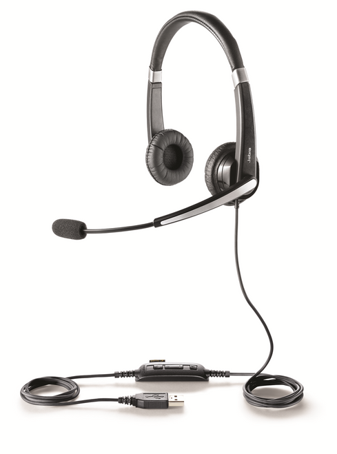 Jabra 550 Duo Headset - Microsoft Optimized