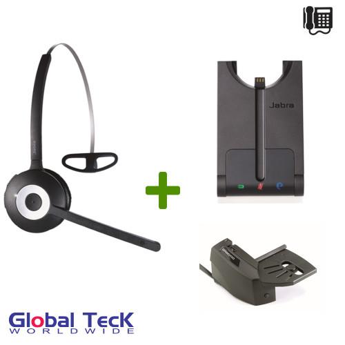 Jabra PRO 920 Bundle Wireless Headset System