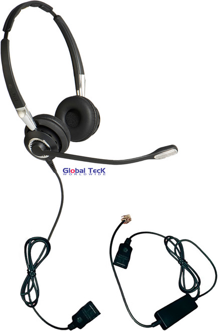 Jabra BIZ 2425 Duo II Headset