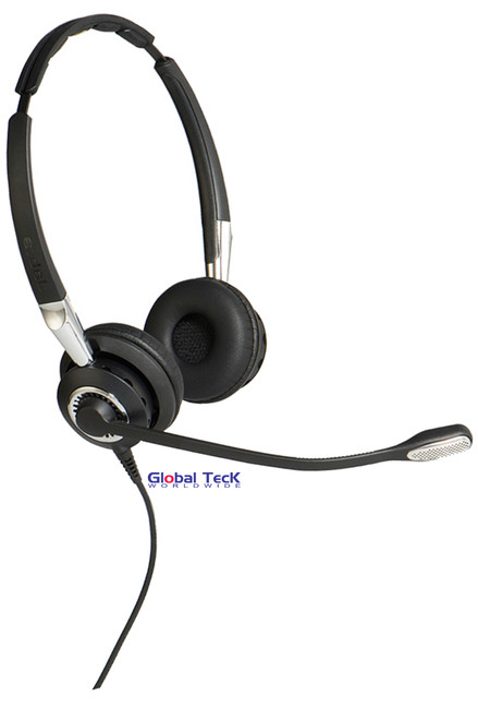 Jabra BIZ 2400 II Duo Noise Canceling Headset - 2409-820-205