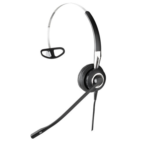 Jabra BIZ 2400 NC 3-in-1 Corded Headset