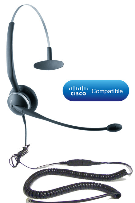 Cisco compatible GN2120-NC Jabra Direct Connect Headset