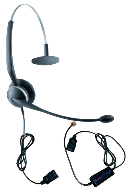 GN2120 Headset and Telephone Interface Cord