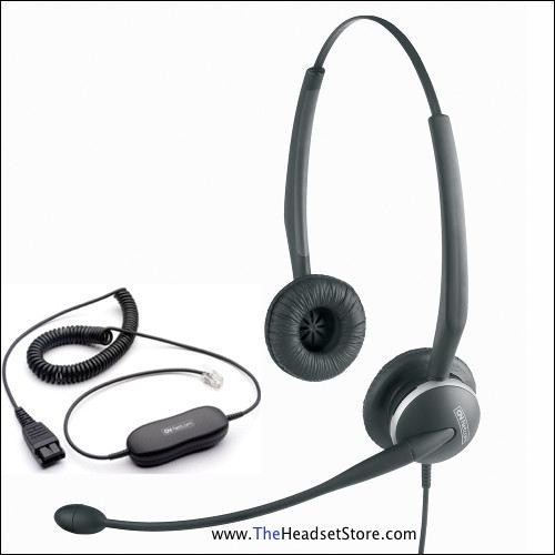 Jabra Headset with Smart Cord