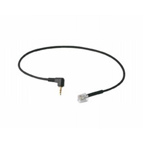 Plantronics 2.5mm to Modular cable