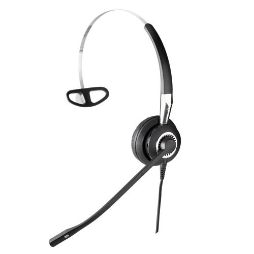 Jabra BIZ 2410 Omni-directional Single Corded Headset, 2403-320-105