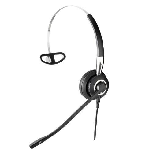 Jabra BIZ 2410 Omni-directional Single Corded Headset, 2403-320-105