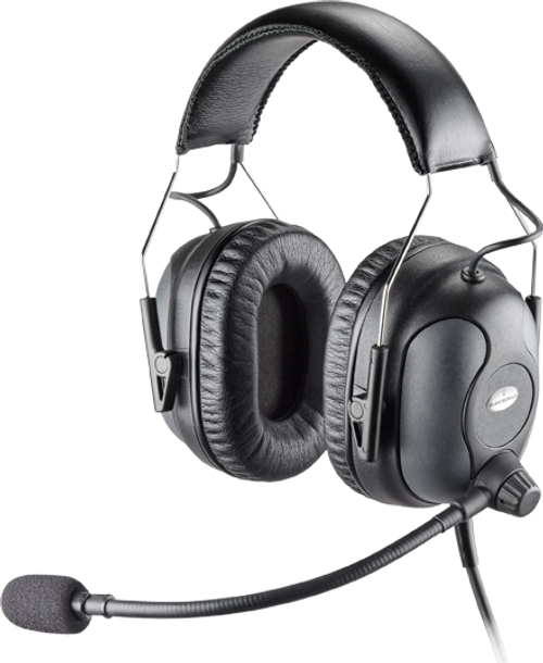 Plantronics SHR2639-01 Headset | Great for noisy environments
