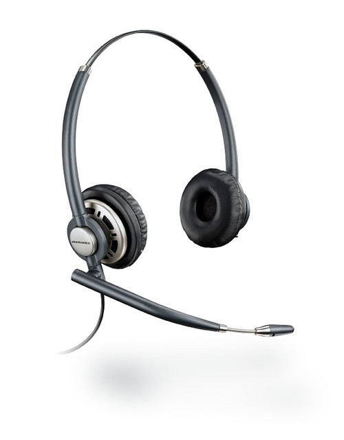 Plantronics Encore PRO Duo Wideband Headset, HW301N