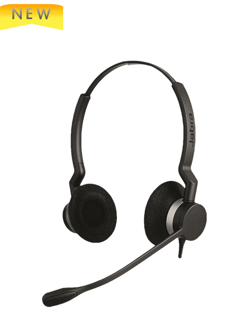 Jabra BIZ 2300 Duo headset - 2309-820-105