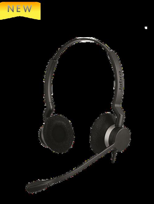Jabra BIZ 2300 Duo headset - 2309-820-105
