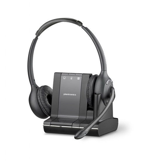 Mitel compatible - Plantronics Wireless Headset - W720